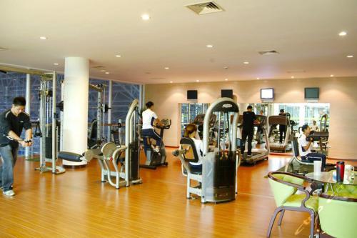 健身房器材